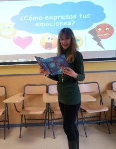 Taller De Educación Emocional realizado durante dos cursos a alumnos de 2º EP en el CEIP Cortes de Cádiz (Sanchinarro)
