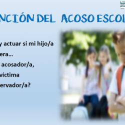 prevencion acoso escolar